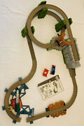 Thomas And Friends Trackmaster Castle Quest Set Guc Complete Motorized W/ Crown