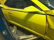 Passenger Right Front Door Coupe Fits 10-15 Camaro 10200573