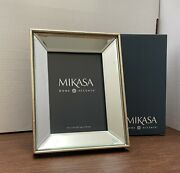Mikasa Champagne Mirror 5x7 Photo Picture Frame 15 Quantity Great Party Favor