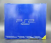 Sony Playstation 2 Scph-50001 Console System New Factory Sealed