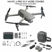 Dji Mavic 2 Pro / Mavic 2 Zoom / Drone With Dji Smart Controller