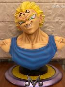 Dragon Ball Dbz Vegeta 1/1 Life Size Resin Bust Figure Model Full Painted 27 H