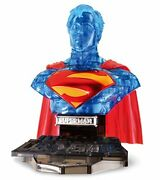 Beverly Jigsaw Puzzle 3d [72 Pieces] Superman/clear Japan Import
