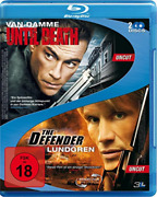 Film-until Death+the Defender Double F - German Import Uk Import Blu-ray New