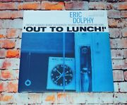 Eric Dolphy - Out To Lunch Lp Blue Note Blp 4163 Deagostini 180g Reissue Sealed