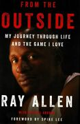 Ray Allen Signed Autographed Book Coa 9375