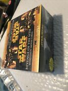 Star Wars Revenge Of The Sith Widevision Movie Cards Factory Box Topps New