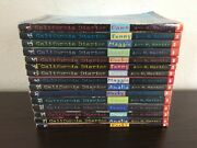 Baby-sitters Club California Diaries Lot Complete Set 15 Books Babysitters Club