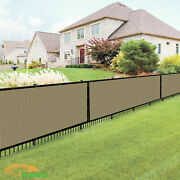 4ft Large Privacy Fence Windscreen Screen Mesh Hdpe Netting Fabric Outdoorsand
