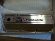 Ford Performance Tall Aluminum Ford Racing Valve Covers M-6582-z351 351 C 400