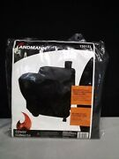 Landmann Vista With Offset Smoker Charcoal Grill Cover 150137
