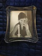 Waterford Crystal 8 X 10 Picture Frame