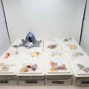 Mimi Jobe Enchanted Dream Mobile Collection By The Bradford Edition Complete Set