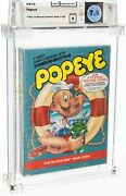 Popeye - Wata 7.5 Sealed, 5200 Parker Brothers 1983