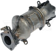 Exhaust Manifold With Integrated Catalytic Converter Fits 13 15 Honda Accord