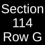 2 Tickets Andrea Bocelli 12/4/21 Ppg Paints Arena Pittsburgh Pa