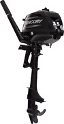 Mercury 3.5hp 4 Stroke Outboard Engine Mercury Marine Short Shaft New In Box