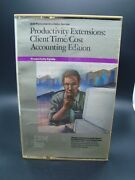 Ibm - Productivity Extensions Client Time/cost Accounting - Pc Xt Etc - 5.25
