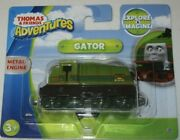 Thomas And Friends Adventures Gator Metal Engine New