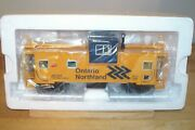 Mth Premier 20-91661 Ontario Northland Extended Vision Caboose