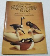 Carving Classic Swan And Goose Decoys Ready-to-use Templates For Making