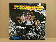 《jpn Red Lp  Steppenwolf / At Your Birthday Party Hp-8662