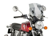 Puig Fairing Up And Down Triumph Speed Twin 19 Smoke Clear
