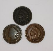1899-1900 Indian Head Penny Cents