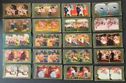 Lot Of 105 Antique Stereoview Stereoscope Cards