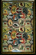 Guinness Labels 2 Metal Tin Plate Sign Tin Sign 7 7/8x11 13/16in