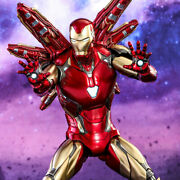 The Avengers - Endgame Iron Man Mark Lxxxv Diecast |/6 Figur Hot Toys Mms528d30