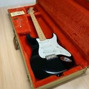 Fender Eric Clapton Stratocaster 1994 Blackie With Hard Case Used