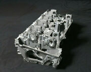 New Oem Bmw X6 M F96 S63 B44b Engine Cylinder Head Without Valve Gear Bank 1 1-4