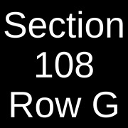 4 Tickets Kane Brown 1/8/22 Ppg Paints Arena Pittsburgh Pa