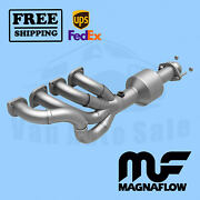 Direct Fit - Catalytic Converter Magnaflow Fits Bmw 750i 06-08 High Quality