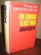 The Looking Glass War John Le Carre Signed 1st Edition Spy Novel First Printing