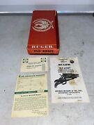 Sturm Ruger Old Army Stainless .44 Black Powder Pistol Factory Box