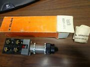 Killark G05-4h8h Heavy Duty Selector Switch 4-position Maintained Knob Lever