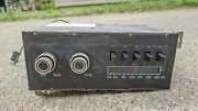 350123 Chrysler Mark 2 Ii Am Radio Car Stereo Vintage Untested/for Parts