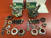 1957 58 59 60 Cadillac Set 2 Lower Ball Joint Adjustable Replaces 3630971 Nors