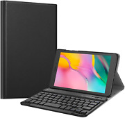 Fintie Keyboard Case For Samsung Galaxy Tab A 8.0 2019 Without S Pen Black