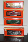 Lionel 6464 Series Boxcar Add-ons 19 Total Remake