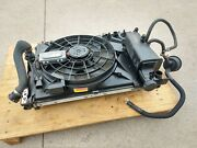 Bmw Complete Cooling System Electric Radiator Fan Condenser E46 3 Series 00-06