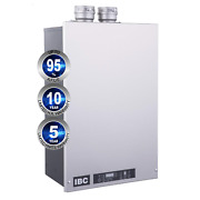 Ibc Hc 94 Afue Wall Mount Condensing Boilers