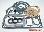 Gasket And Oil Seal Set For Briggs And Stratton Cast Iron Engine 10 12 14 16 Hp