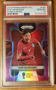 2018 Panini Prizm World Cup187 Son Heungmin Purple /99 Psa 10 Rc Only 6 Exist