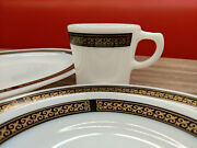Pick Up Only 14850 - Lot Of 379 Pc.vntg Corning Restaurant Ware Plates+platters+