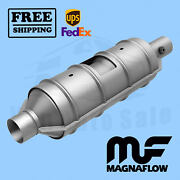 Direct Fit- Catalytic Converter Magnaflow For Ford E-350 Club Wagon 03-05