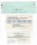 Meyer Lansky - Moband039s Accountant - Original 1983 Banking Documents - Mafia