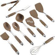 Anolon Tools Set/nonstick Nylon Cooking Utensils/kitchen Gadgets Includes Spoons